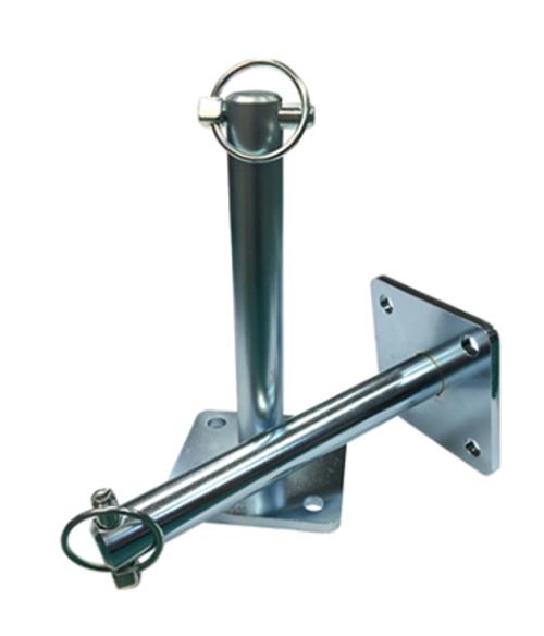 Wheel Weight Barbell Hangers