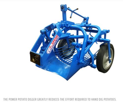BCS Power Potato Digger