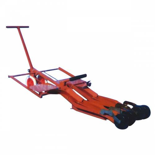 Paper Pot Double Row Transplanter