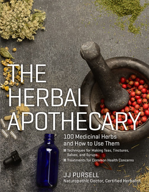 The Herbal Apothecary by JJ Pursell
