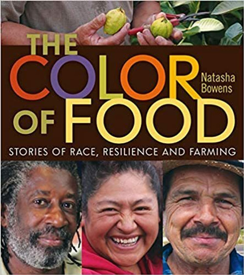 The Color of Food by Natasha Bowens
