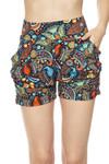 Lavish Garden Harem Shorts
