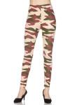 Neapolitan Camouflage Leggings
