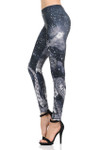 Galaxy Tentacle Leggings