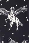 Brushed Magical Pegasus Plus Size Leggings - 3X-5X