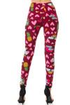 Brushed Unicorn Girl Power Plus Size Leggings - 3X-5X