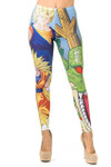 Dragon Ball Z Leggings - Part 2