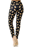 Creamy Soft Playful Kitty Cats Plus Size Leggings