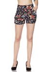 Brushed Classic Paisley Elephant Shorts