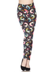 Soft Brushed Groovy Hip Unicorn Leggings