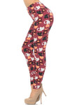 Soft Brushed Lovable Kitty Cats Leggings