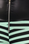 Medusa Bandeau High Waist Leggings Plus Size