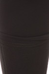 Close-up fabric image of  Premium Women's Fleece Lined Plus Size Leggings