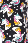 Brushed Dreaming Unicorns Leggings