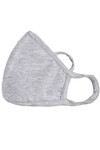 Kid's Solid Cotton Face Masks - Made in USA
