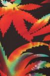 Buttery Soft Rainbow Marijuana Joggers