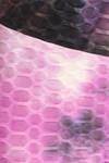 Tri-Pink Tie Dye Scrunch Butt Top and Leggings Set