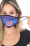 Democrat Donkey Face Mask