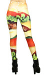 Hamburger Leggings