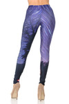 Swirling Coment Leggings