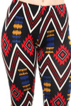Tribal Pulse Leggings