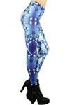 Molecule Leggings - Plus Size