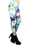 Peter Pan Leggings - Plus Size