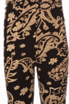 Wholesale Buttery Soft Sandstone Paisley Kids Leggings