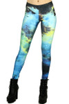 Nebula Galaxy Leggings