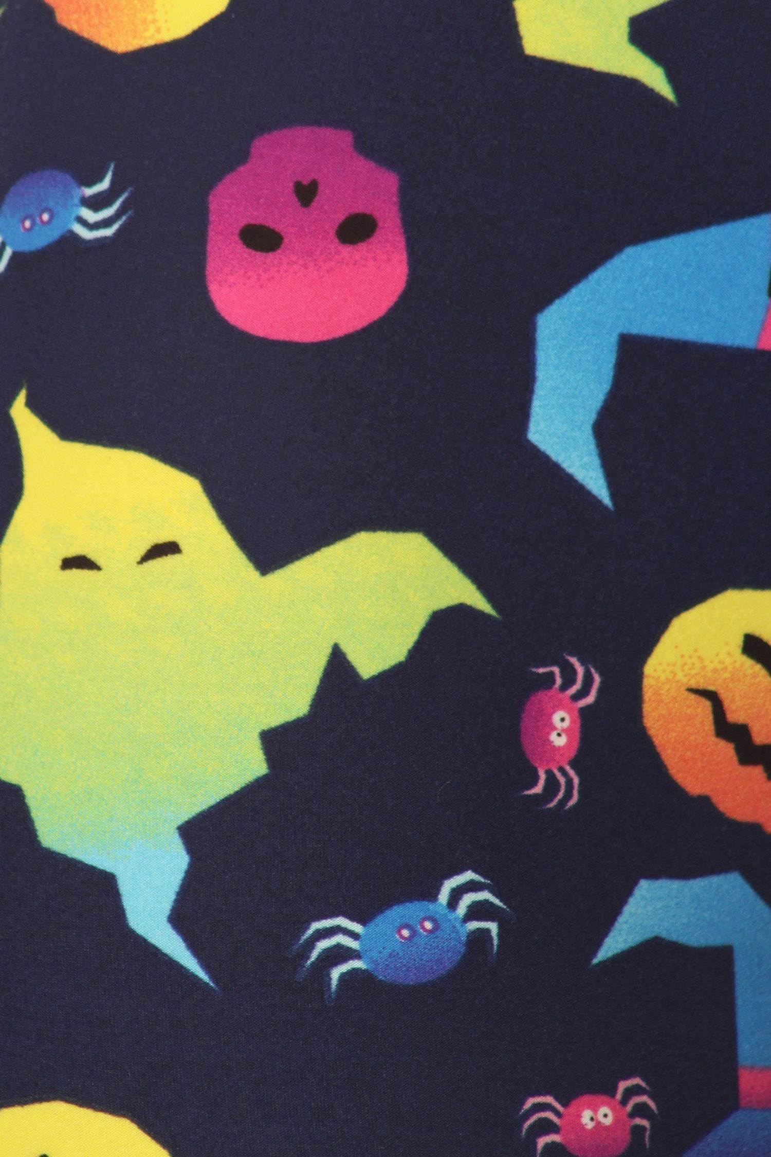 Buttery Soft Ghostbusters Ghost Halloween Leggings