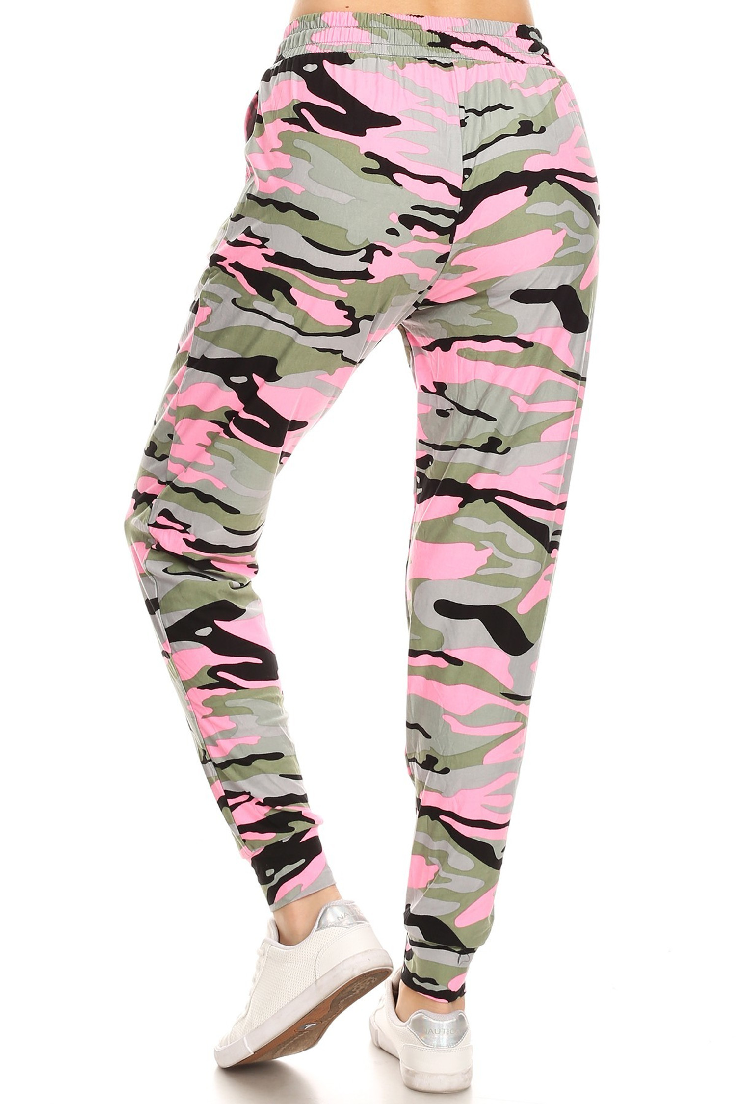 Buttery Soft Cotton Candy Pink Joggers