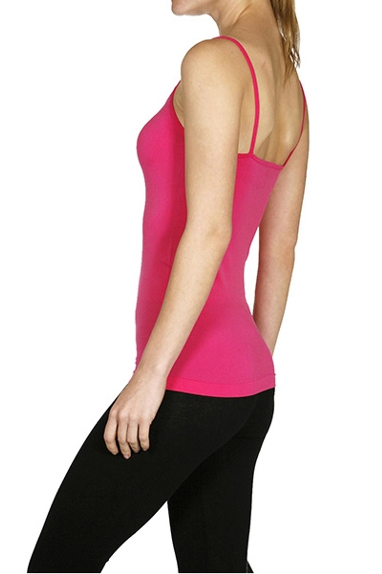 Plus Size Nylon Spandex Camisole