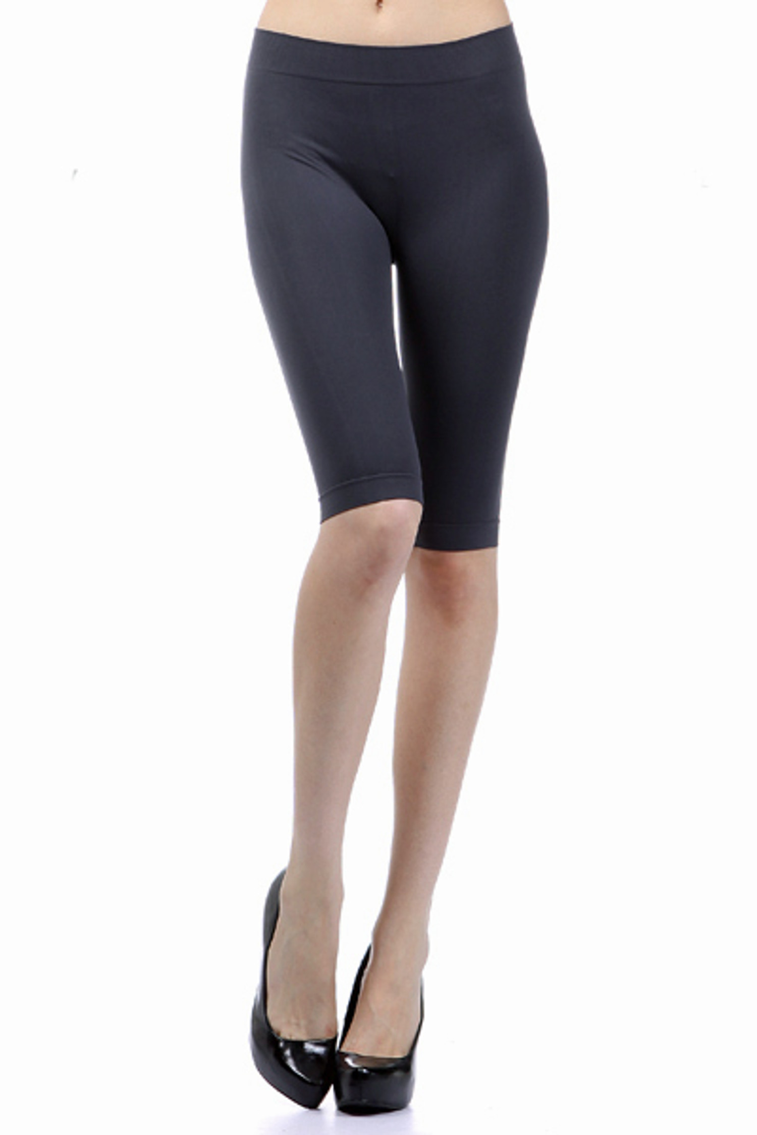 7 Inch One Size Nylon Thigh Shorts