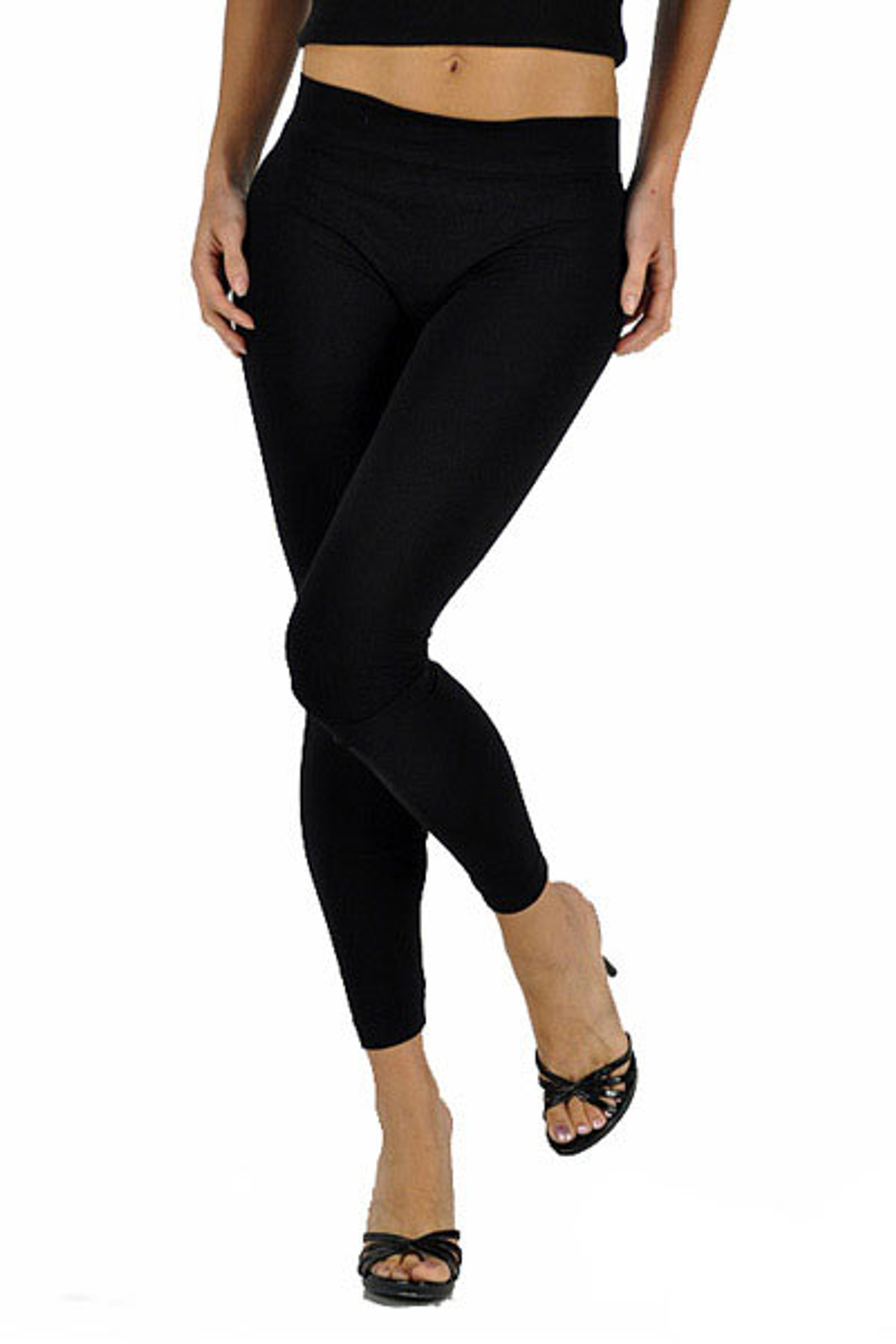 Full Length Basic Seamless Leggings