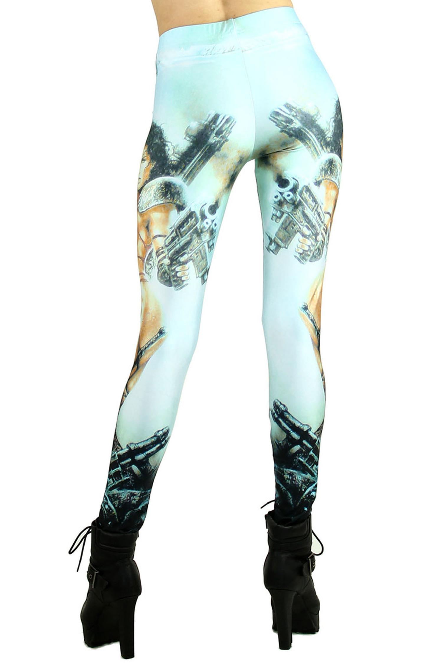 Warrior Princess Leggings