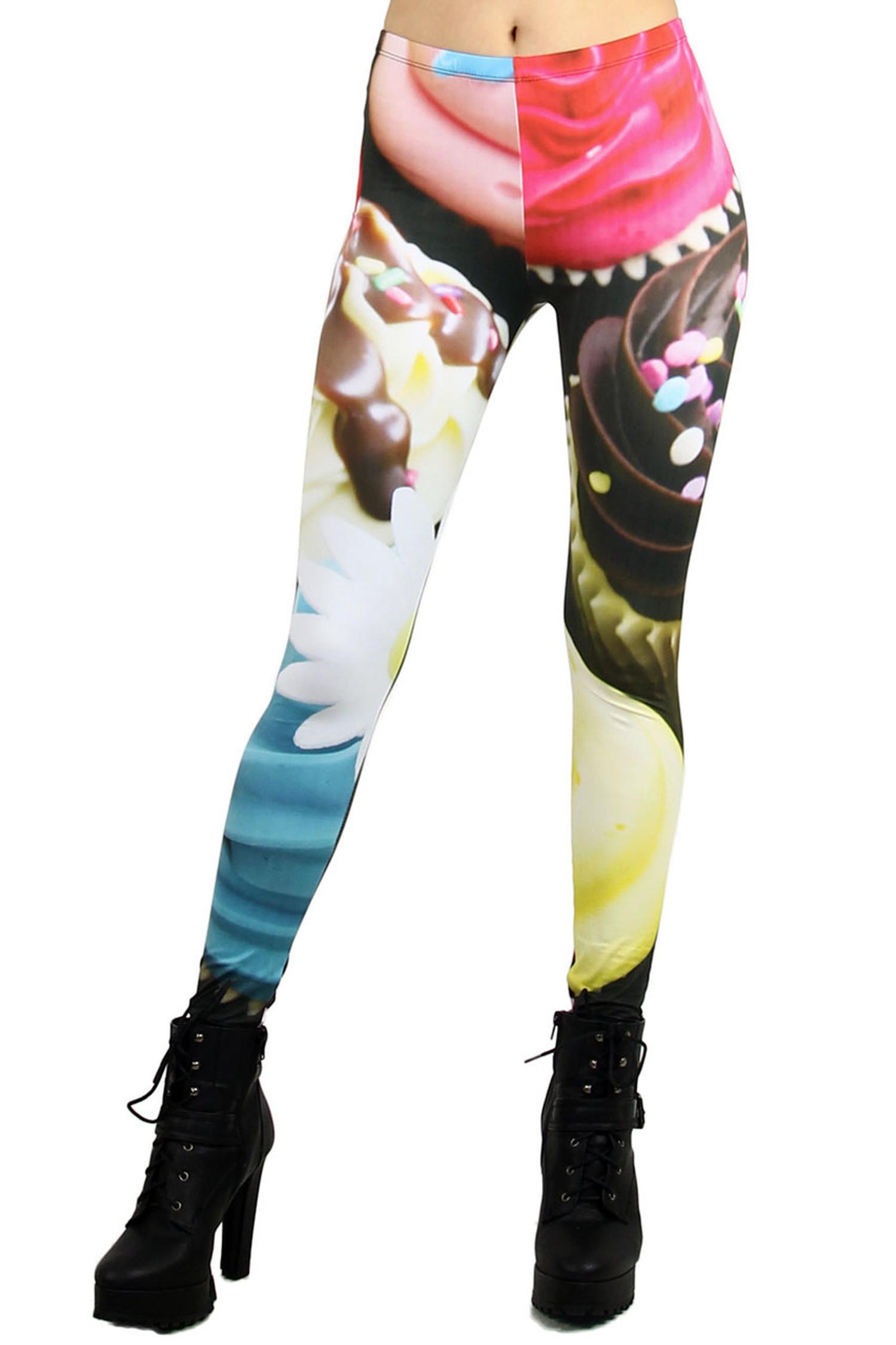 Sweet Cupcake Leggings
