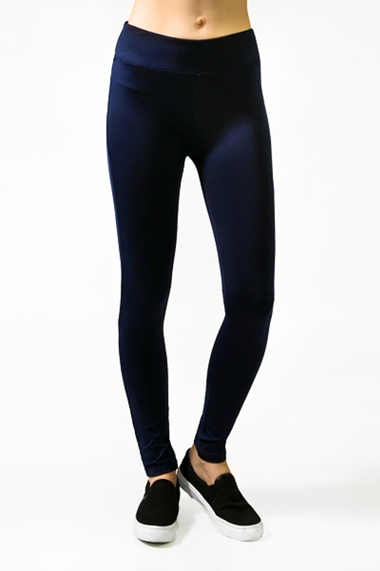 Back Pocket Zipper Fitness Leggings