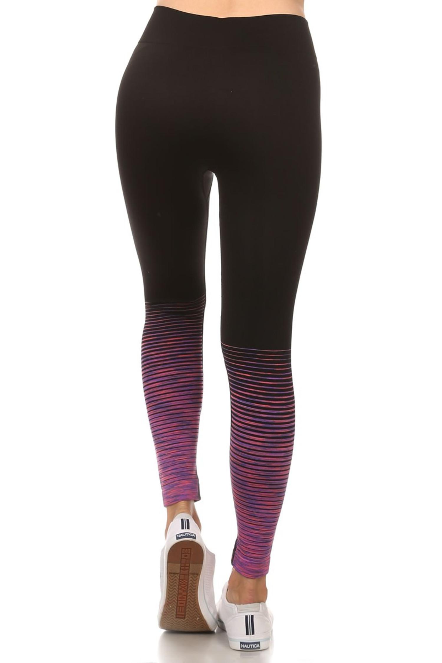 Tornado Color Fade Workout Leggings