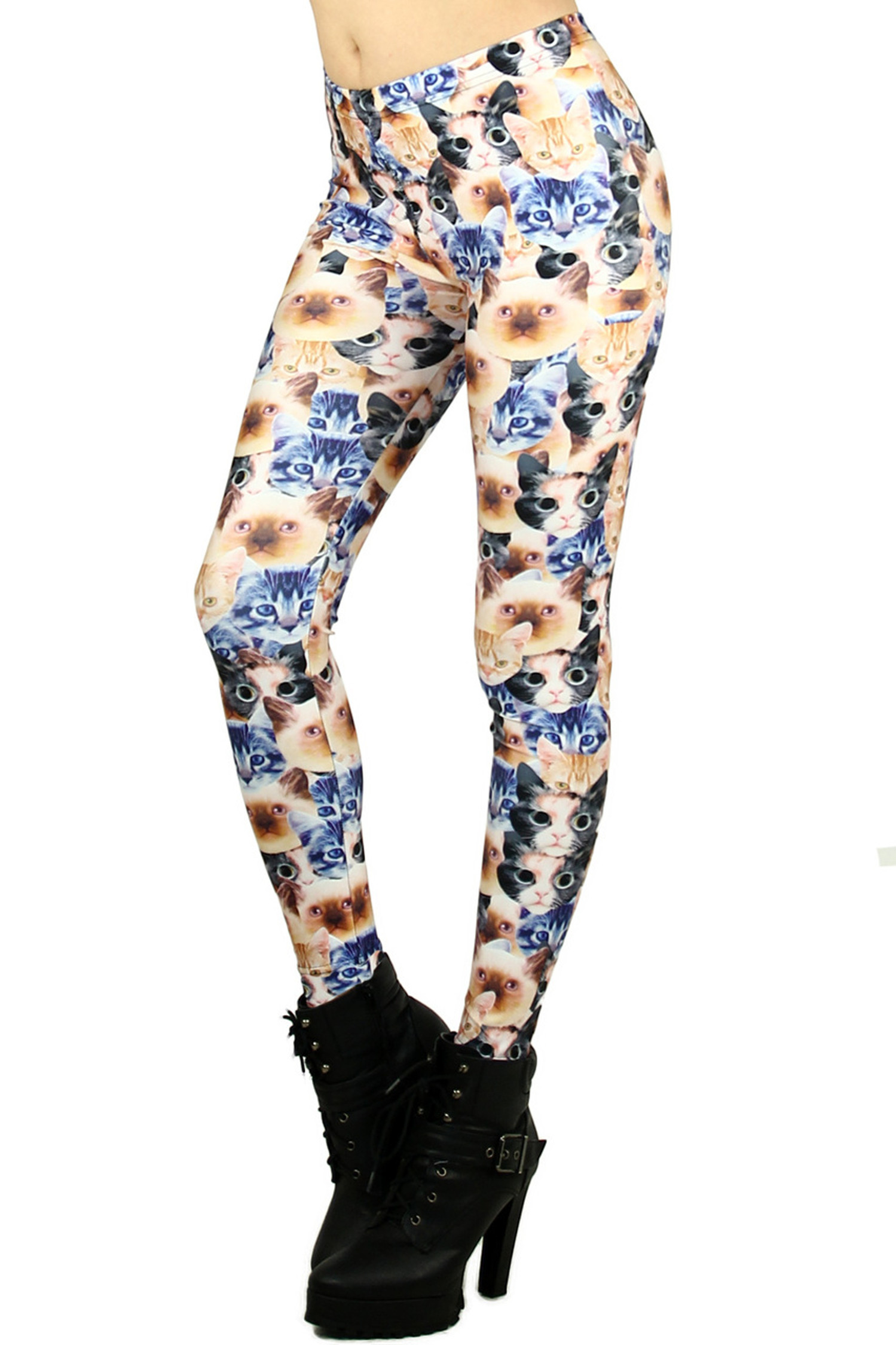 Kitty Cutie Leggings