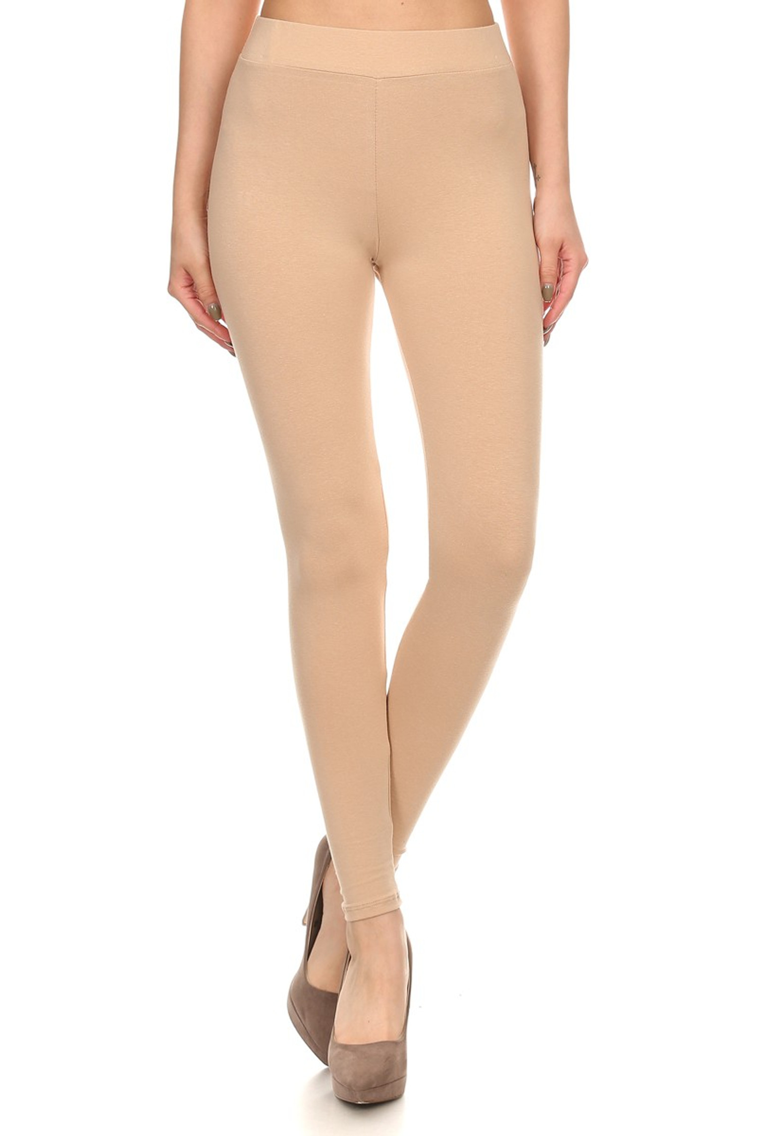 Premium USA Cotton Leggings
