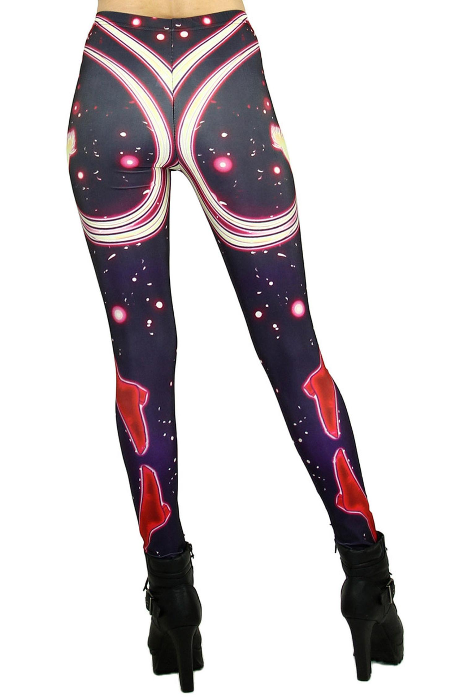Galactic Sailor Moon Leggings