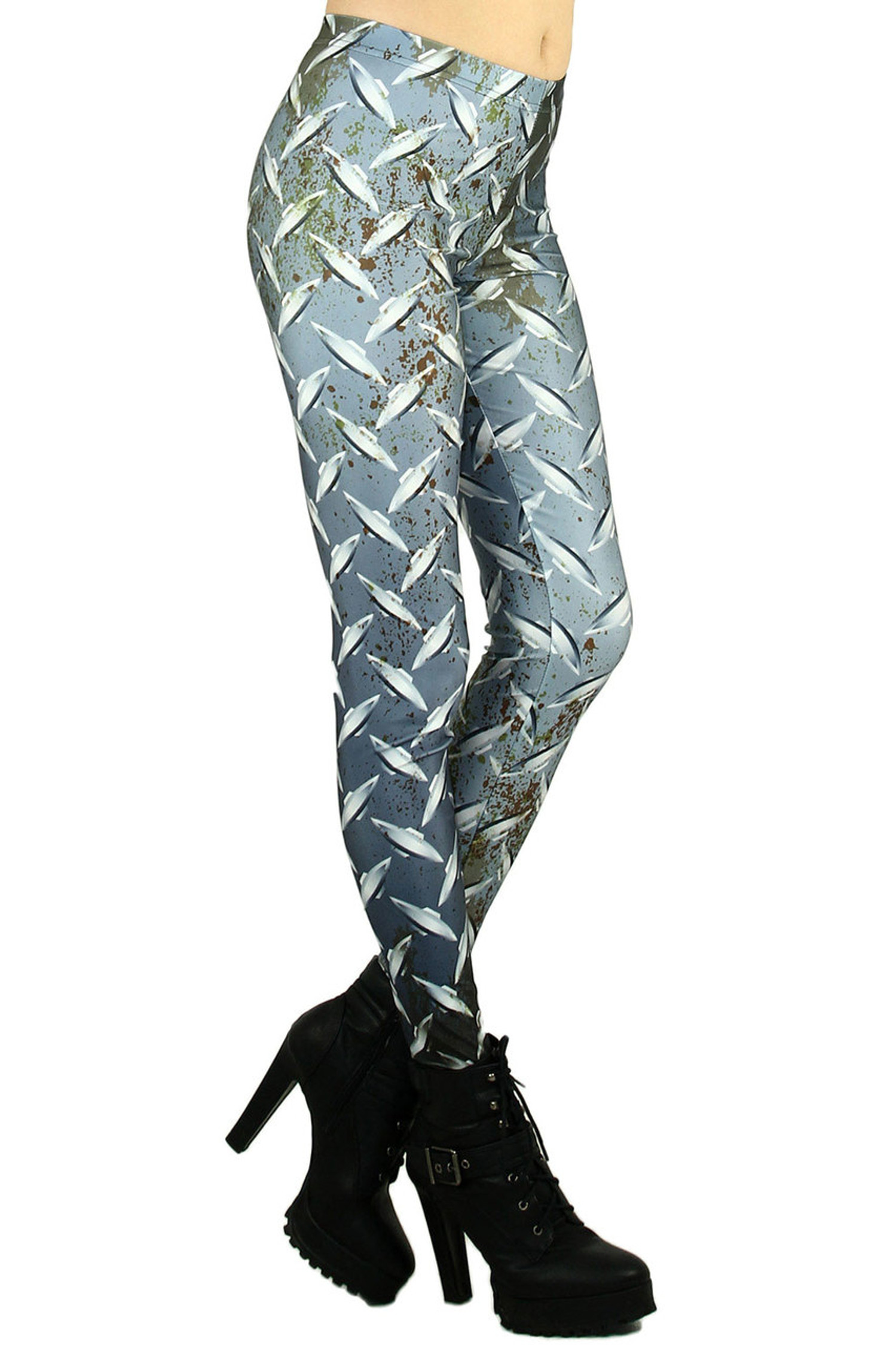 Diamond Plate Leggings