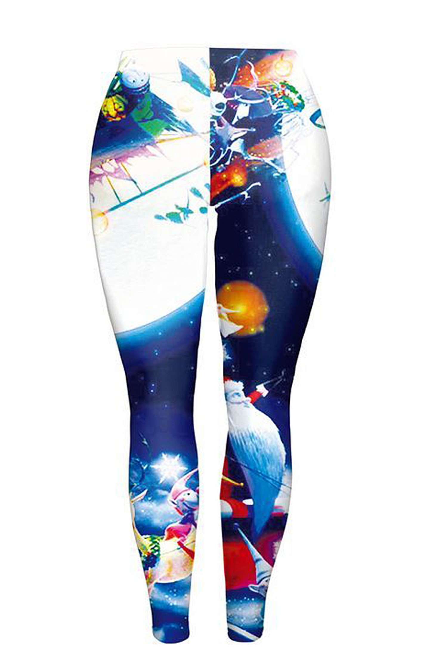 Christmas Nightmare Leggings