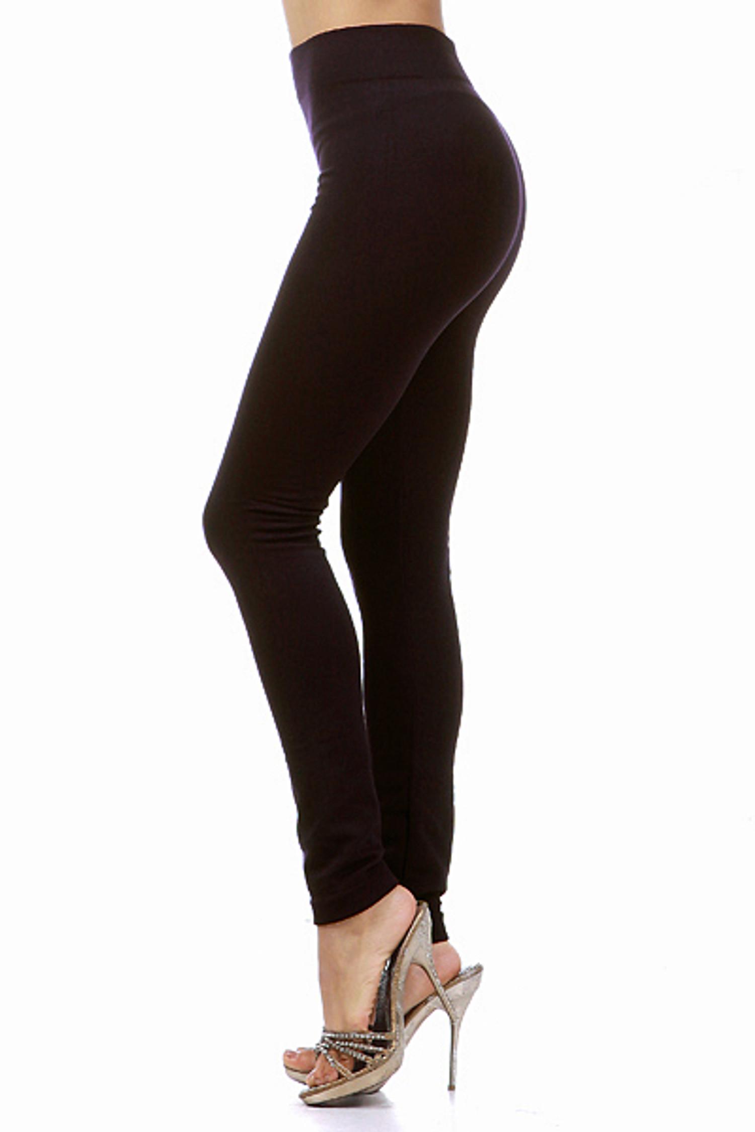 Thick Fleece Lined Leggings