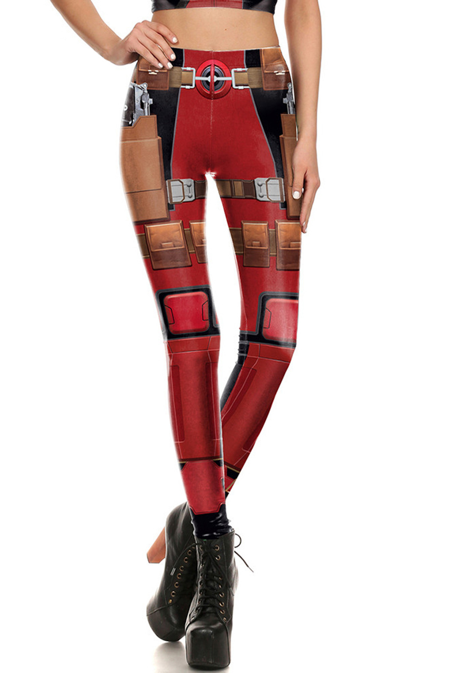 No Apologies Assassin Leggings