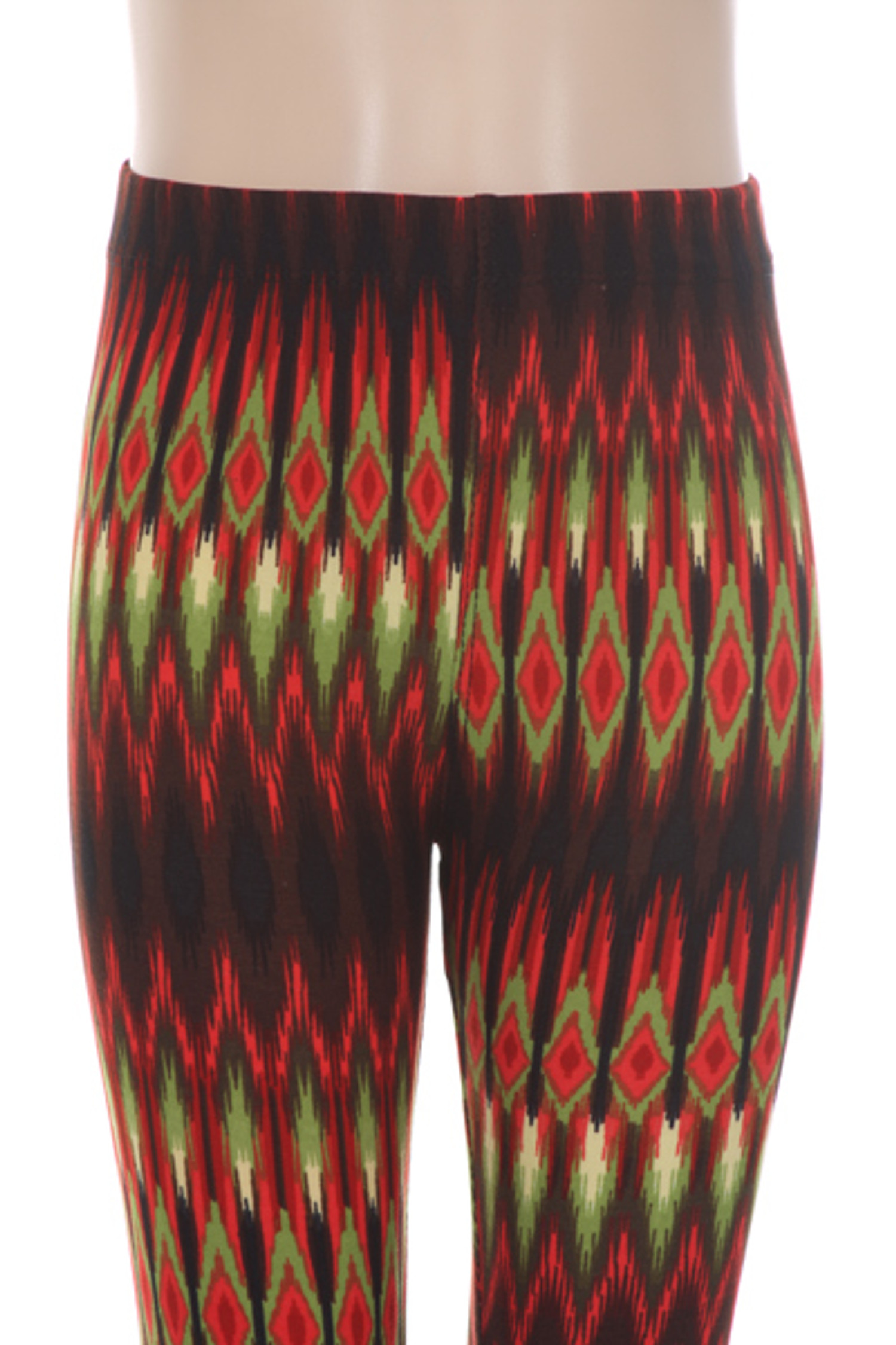Teardrop Tribal Kids Leggings