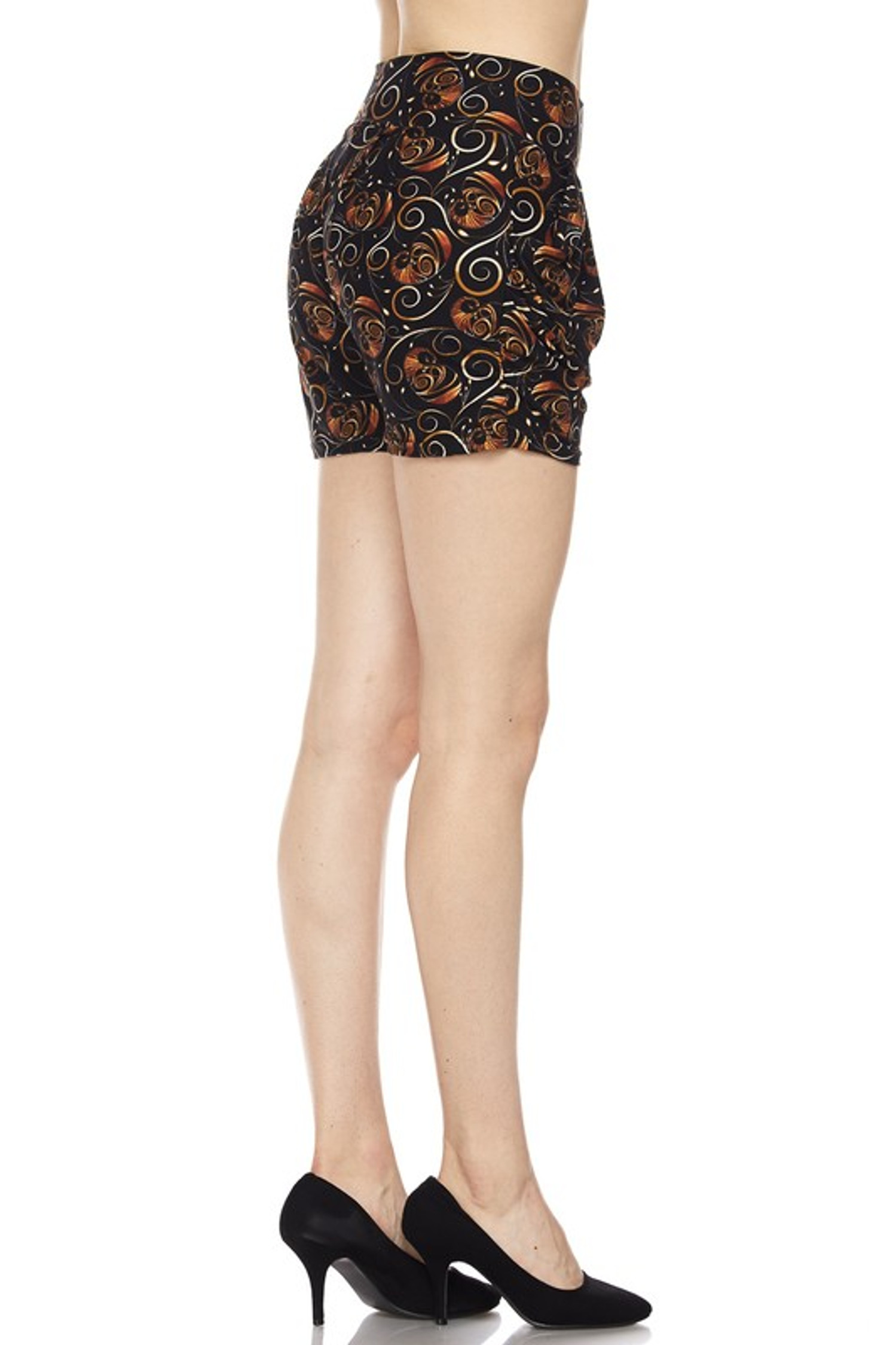 Wholesale Buttery Soft Chic Repose Harem Shorts