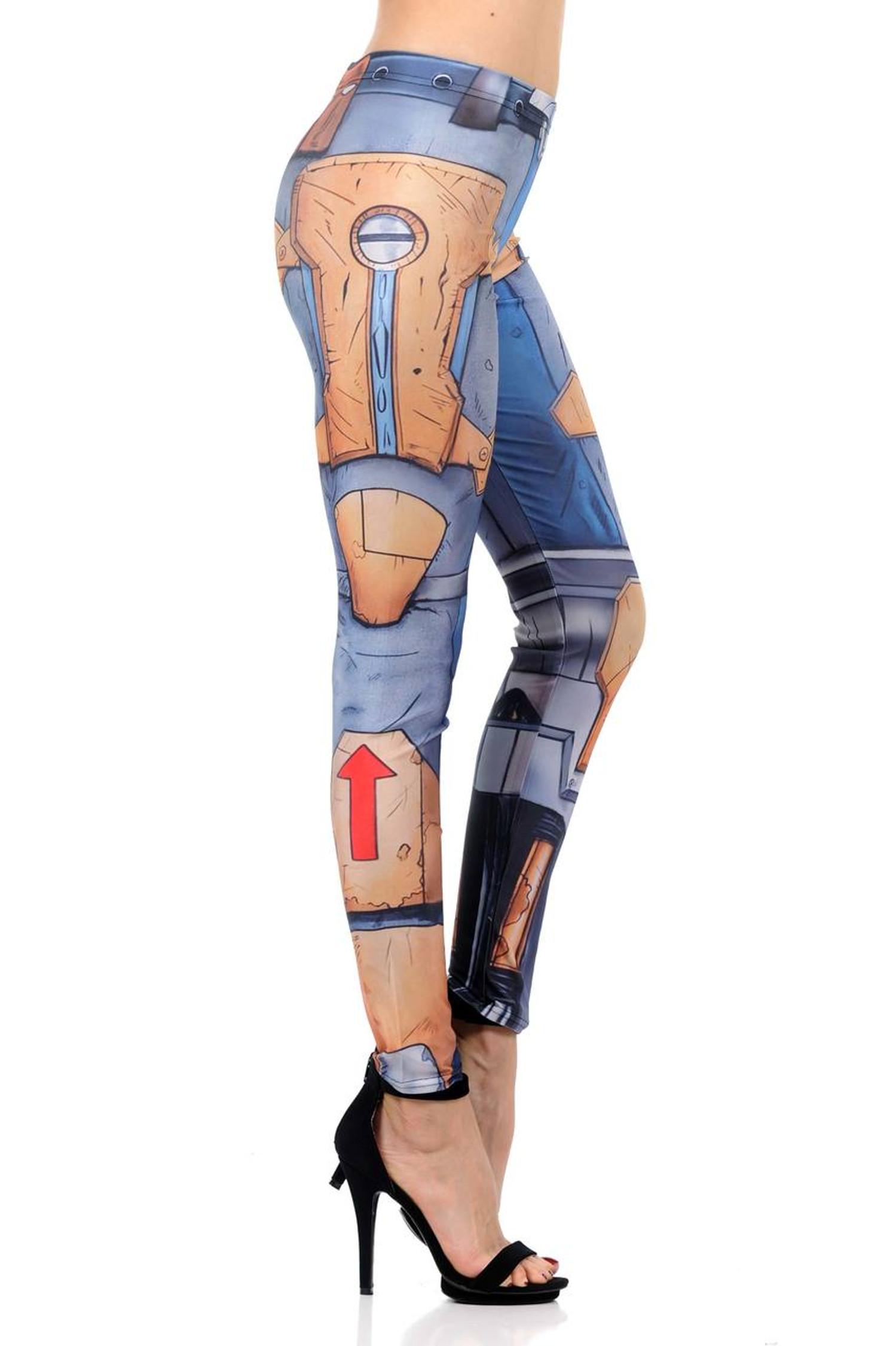 Renegade Girl Leggings