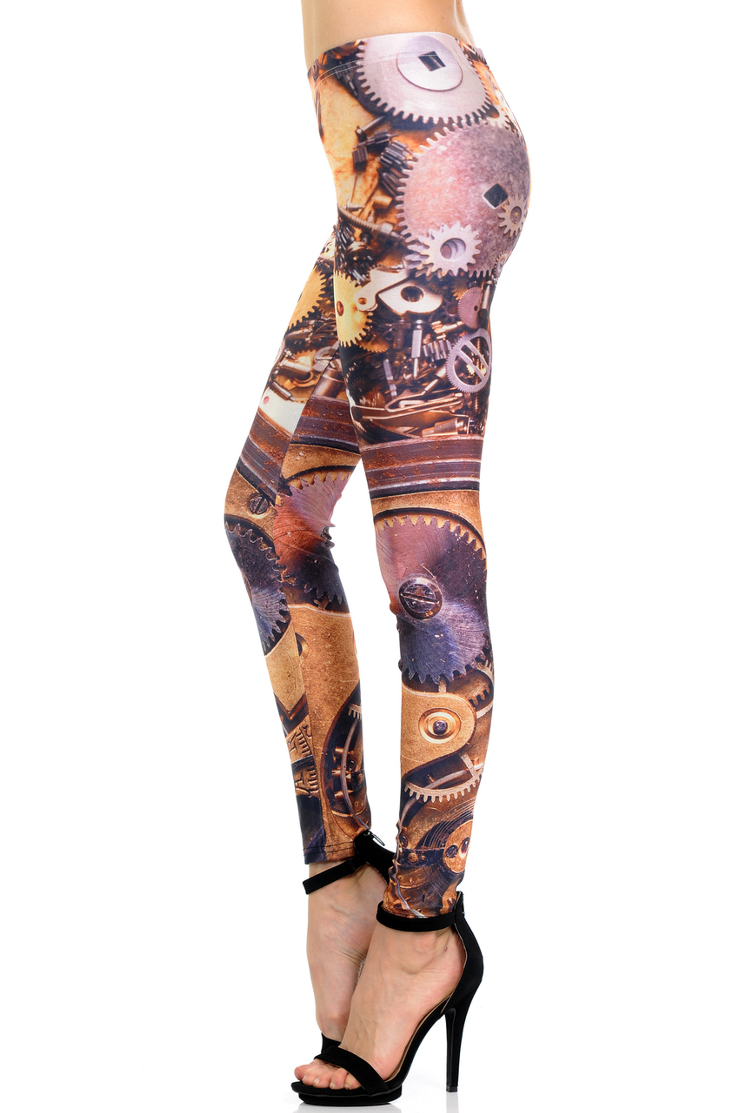 Medley Steampunk Leggings