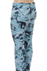 BrushedLove the Ocean Kids Leggings